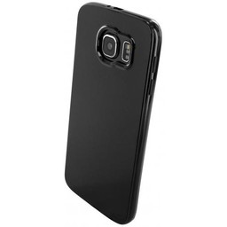 Mobiparts Mobiparts Essential TPU Case Samsung Galaxy S6 Black