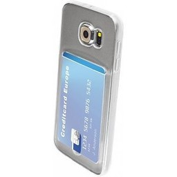 Mobiparts Mobiparts Smart TPU Samsung Galaxy S6 Clear