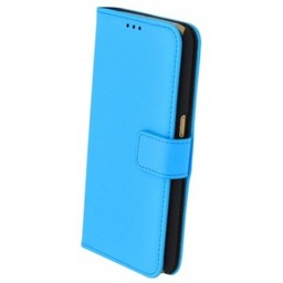 Mobiparts Mobiparts Premium Wallet Case Samsung Galaxy S6 Light Blue