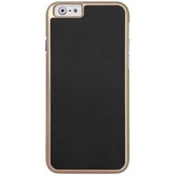 Pipetto Pipetto Saffiano Snap Black iPhone 6/6S