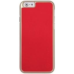 Pipetto Pipetto Saffiano Snap Red iPhone 6/6S