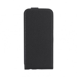 Xqisit Xqisit Flipcover For Galaxy S6 Black
