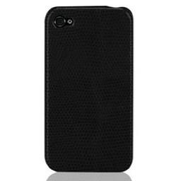 Ultracase reptile zwart iPhone 4/4s