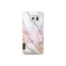 Casetastic Casetastic Softcover Samsung Galaxy S6 Pink Marble