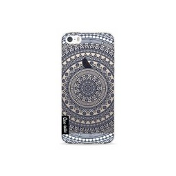 Casetastic Casetastic Softcover Apple iPhone 5/5S/SE Round Mandala