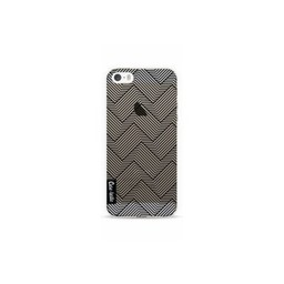 Casetastic Casetastic Softcover Apple iPhone 5/5S/SE Braided Lines