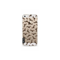 Casetastic Casetastic Softcover Apple iPhone 5/5S/SE Teckel Twister