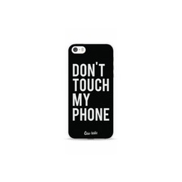 Casetastic Casetastic Softcover Apple iPhone 5/5S/SE Don't Touch My Phone