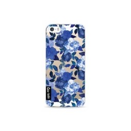Casetastic Casetastic Softcover Apple iPhone 5/5S/SE Royal Flowers