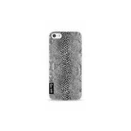 Casetastic Casetastic Softcover Apple iPhone 5/5S/SE White Snake