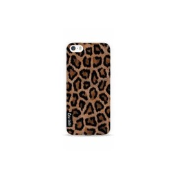 Casetastic Casetastic Softcover Apple iPhone 5/5S/SE Leopard