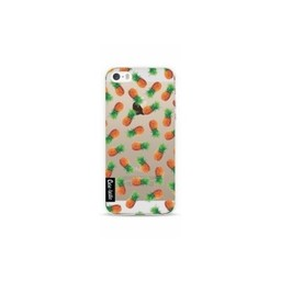 Casetastic Casetastic Softcover Apple iPhone 5/5S/SE Pineapple Paradise
