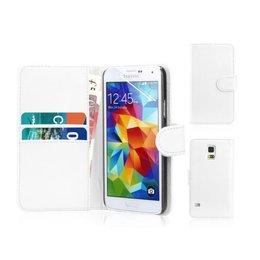 Samsung Galaxy S5 / S5 Plus / S5 Neo Wallet Case Wit