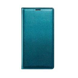 Samsung Galaxy S5 / S5 Plus / S5 Neo Flip Case Blauw