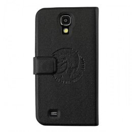 DIESEL Booklet Samsung Galaxy S4 Book Case Zwart