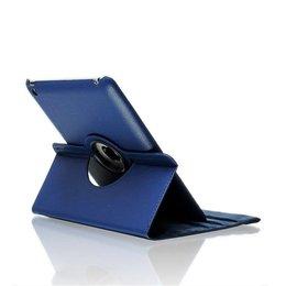 Apple iPad 360 Rotating Case Marine Blauw