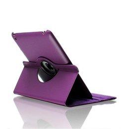 Apple iPad 360 Rotating Case Paars