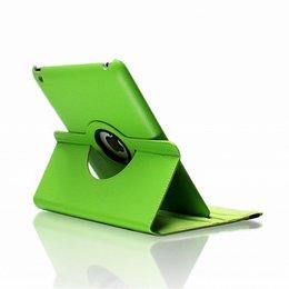 Apple iPad 360 Rotating Case Groen