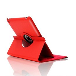 Apple iPad 360 Rotating Case Rood