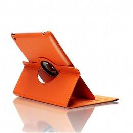 Apple iPad 360 Rotating Case Oranje