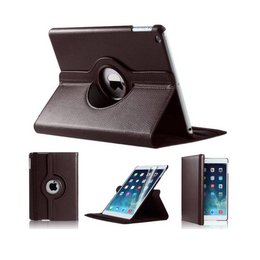 Apple iPad Air (iPad 5) 360 Rotating Case Bruin