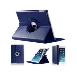 Apple iPad Air (iPad 5) 360 Rotating Case Marine Blauw
