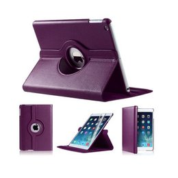 Apple iPad Air (iPad 5) 360 Rotating Case Paars
