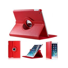 Apple iPad Air (iPad 5) 360 Rotating Case Rood