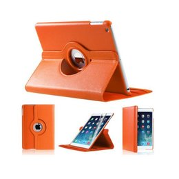 Apple iPad Mini 360 Rotating Case Oranje