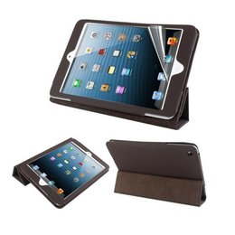 Apple iPad Mini Hot Flip Tripple Folio Case Bruin