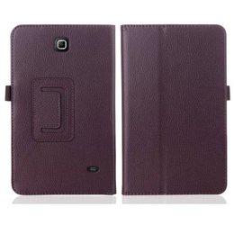 Samsung Galaxy Tab 4 7.0 Flip Stand Case Bruin