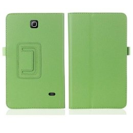 Samsung Galaxy Tab 4 7.0 Flip Stand Case Groen
