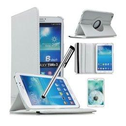 Samsung Galaxy Tab 4 8.0 Rotating Case Wit