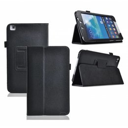 Samsung Galaxy Tab 4 8.0 Flip Folio Case Zwart