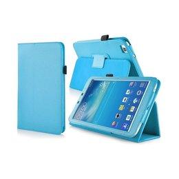 Samsung Galaxy Tab 4 8.0 Flip Folio Case Blauw