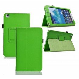 Samsung Galaxy Tab 4 8.0 Flip Folio Case Groen