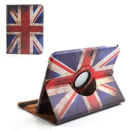 Samsung Galaxy Tab 3 10.1 Rotating Case UK Vlag