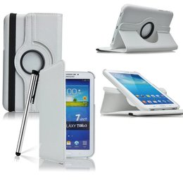 Samsung Galaxy Tab 3 7.0 LITE Rotating Case Wit