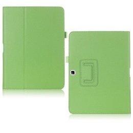 Samsung Galaxy Tab 4 10.1 Flip Folio Case Groen