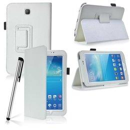 Samsung Galaxy Tab 3 7.0 Flip Stand Case Wit
