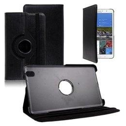 Samsung Galaxy TabPRO 8.4 Rotating Case Zwart