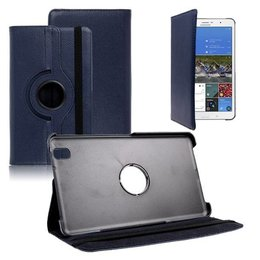 Samsung Galaxy TabPRO 8.4 Rotating Case Marine Blauw