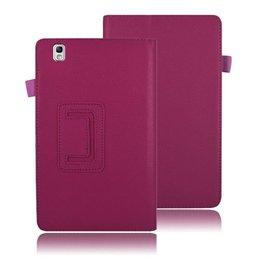 Samsung Galaxy TabPRO 8.4 Flip Folio Case Paars