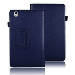 Samsung Galaxy TabPRO 8.4 Flip Folio Case Marine Blauw