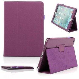 Apple iPad Air (iPad 5) Flip Folio Case Paars