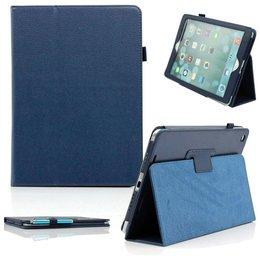 Apple iPad Air (iPad 5) Flip Folio Case Marine Blauw
