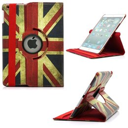 Apple iPad Mini 360 Rotating Case UK Print