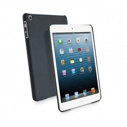Muvit Rubberized Apple iPad Mini Hard Case Zwart