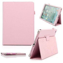 Apple iPad Mini Flip Folio Case Roze