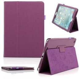 Apple iPad Mini Flip Folio Case Paars